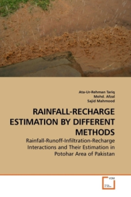 RAINFALL-RECHARGE ESTIMATION BY DIFFERENT METHODS