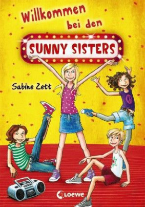 Sunny Sisters - Willkommen bei den Sunny Sisters