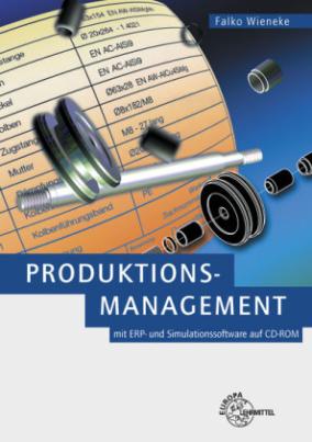 Produktionsmanagement, m. CD-ROM