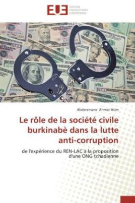 Le rôle de la société civile burkinabè dans la lutte anti-corruption