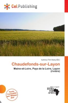 Chaudefonds-sur-Layon