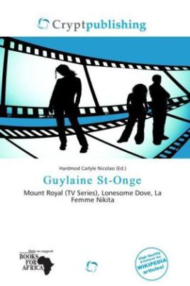 Guylaine St-Onge