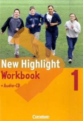 5. Schuljahr, Workbook m. Audio-CD