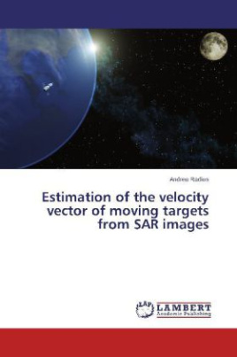 Estimation of the velocity vector of moving targets from SAR images