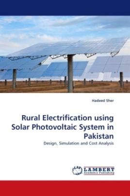 Rural Electrification using Solar Photovoltaic System in Pakistan