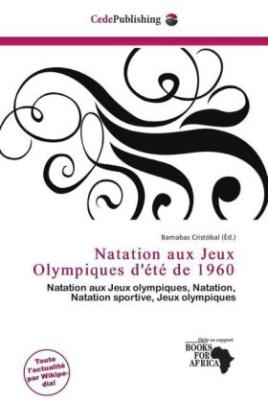 Natation aux Jeux Olympiques d'été de 1960