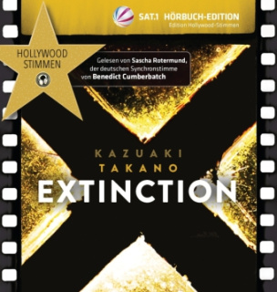 Extinction, 2 MP3-CDs