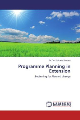 Programme Planning in Extension