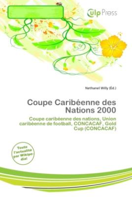 Coupe Caribéenne des Nations 2000