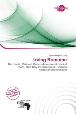 Irving Romaine