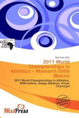 2011 World Championships in Athletics - Women's 5000 Metres