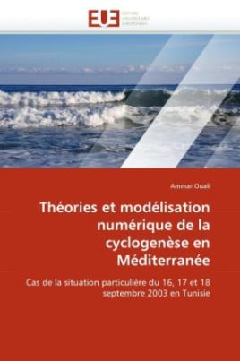 Théories et modélisation numérique de la cyclogenèse en Méditerranée