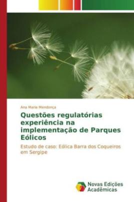 Questões regulatórias experiência na implementação de Parques Eólicos