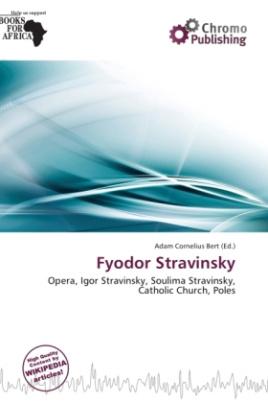 Fyodor Stravinsky