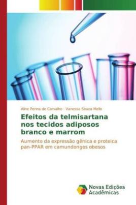 Efeitos da telmisartana nos tecidos adiposos branco e marrom