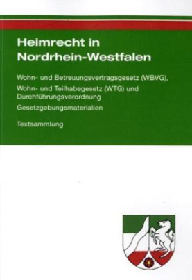 Heimrecht (HeimR) in Nordrhein-Westfalen