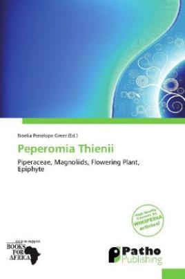 Peperomia Thienii