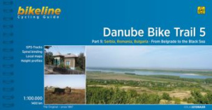 Bikeline Cycling Guide Danube Bike Trail. Pt.5