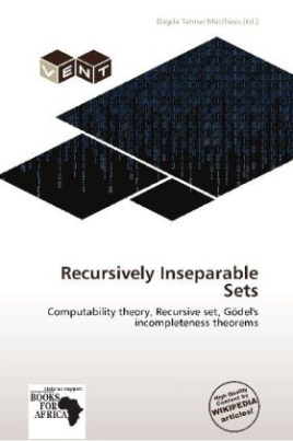 Recursively Inseparable Sets