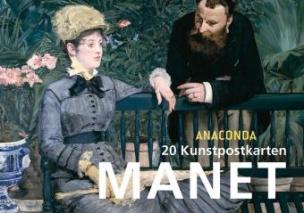 Édouard Manet, Postkartenbuch