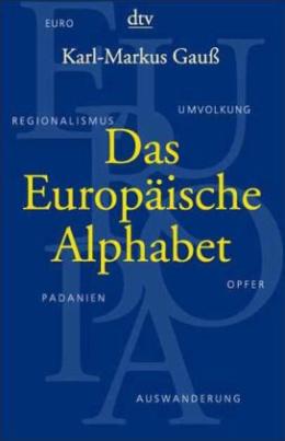 Das Europäische Alphabet
