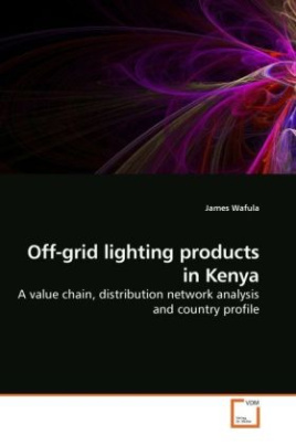 Off-grid lighting products in Kenya