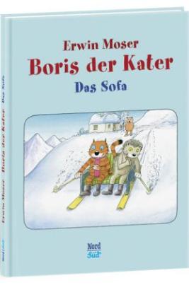 Boris der Kater - Das Sofa