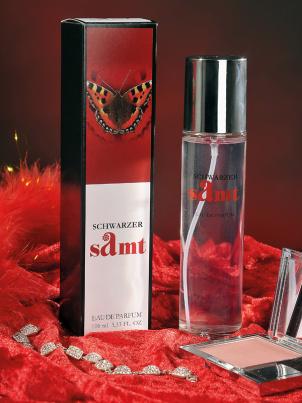 """""""Schwarzer Samt"""" Eau de Parfum für Sie"""
