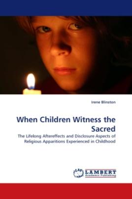 When Children Witness the Sacred