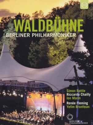 Waldbühne 2009, 2010, 2011