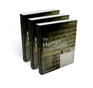 The Homer Encyclopedia, 3 Vols.