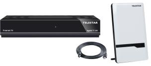 DVB-T2 Komplett Set weiß