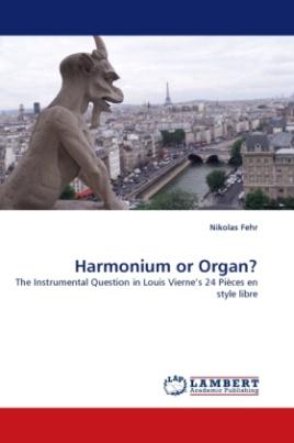 Harmonium or Organ?