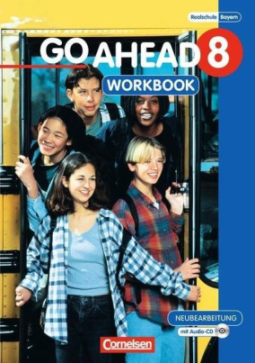 Go Ahead 8 - Workbook mit Audio-CD