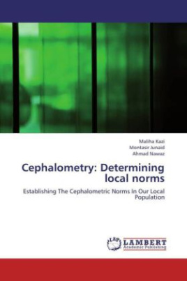 Cephalometry: Determining local norms