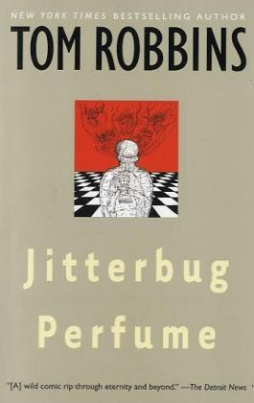 Jitterbug Perfume. Pan Aroma, englische Ausgabe