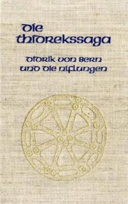 Die Thidrekssaga oder Dietrich von Bern und die Niflungen, 2 Bde.