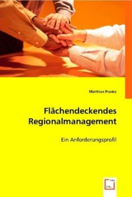Flächendeckendes Regionalmanagement