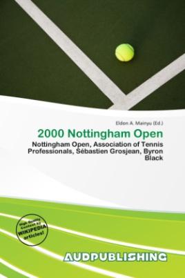2000 Nottingham Open