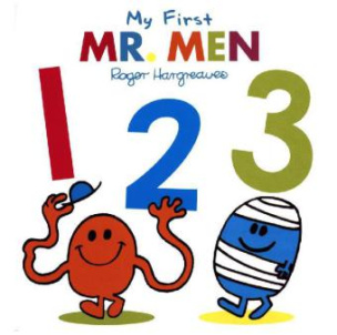 My First Mr. Men 1,2,3