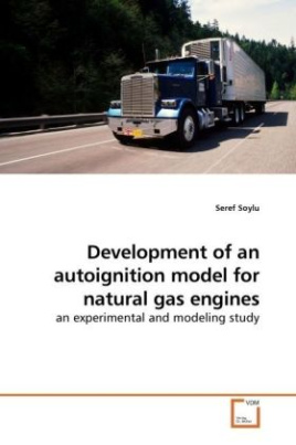 Development of an autoignition model for natural gas engines