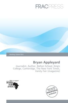 Bryan Appleyard
