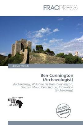 Ben Cunnington (Archaeologist)