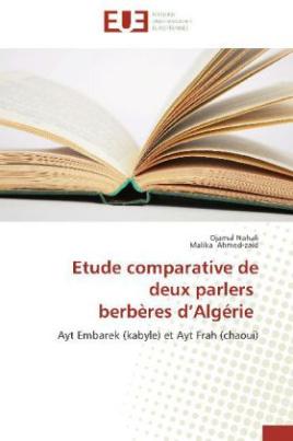 Etude comparative de deux parlers berbères d Algérie