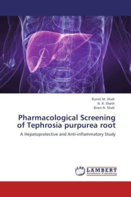 Pharmacological Screening of Tephrosia purpurea root