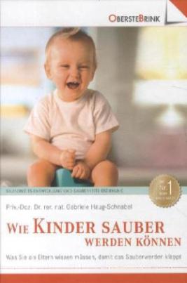 Wie Kinder sauber werden können