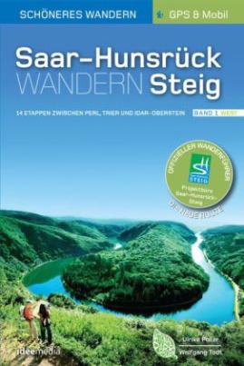 Wandern Saar-Hunsrück-Steig. Bd.1