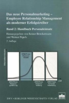 Das neue Personalmarketing - Employee Relationship Management als moderner Erfolgstreiber. Bd.2