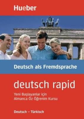 deutsch rapid, Deutsch-Türkisch, Audiokurs mit Arbeitsbuch und 2 Audio-CDs