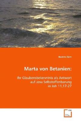 Marta von Betanien: